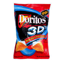 Kathryn's Living – From England to Korea and back again 3d Doritos